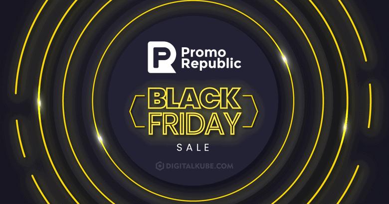 PromoRepublic Black Friday Deals