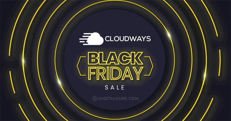 Cloudways Black Friday Deals