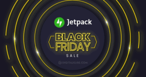 Jetpack Black Friday Deals 2021 (LIVE NOW): Flat 40% OFF All Plans