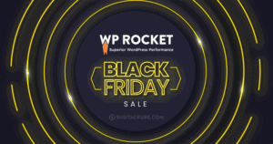 WP Rocket Black Friday Deals 2021 (LIVE NOW): Flat 30% All Plans
