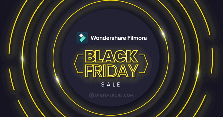 Wondershare Filmora Black Friday Deals